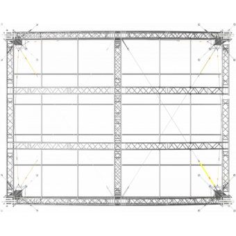 SRA40M1008 - Curved roof, 10.5x8x8 m #8