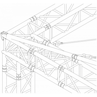 GRD30M0806 - Two-slope roof, 8x6x4.5 m #14