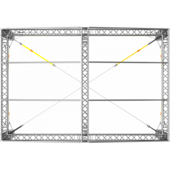 GRD30M0806 - Two-slope roof, 8x6x4.5 m #4