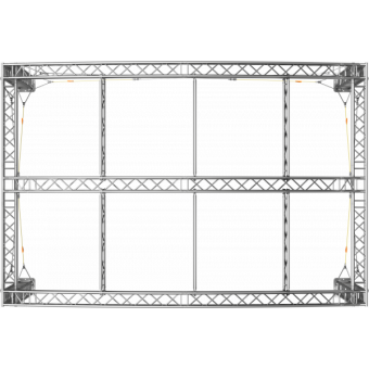 GRA30M1008 - Curved roof, truss, 10x8x5 m #4