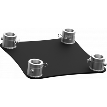 SQ40FP - Aluminium ground base for square section trusses, SQ-HQ40, #2