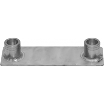 SF40FP - Aluminium ground base for flat section trusses, SF40