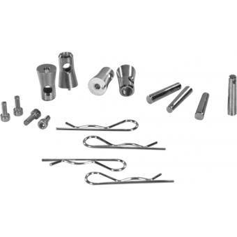 FCQ3K8 - Quick connection, 4 h/spigot, 4 pins, 4 safety spring, SQ22K8 #3