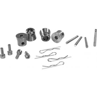 FCQ2K8 - Quick connection, 4 h/spigot, 4 pins, 4 safety spring, DQ10K8 #2