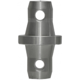 SPACER5010 - 10mm male spacer for tubes of 50mm diameter