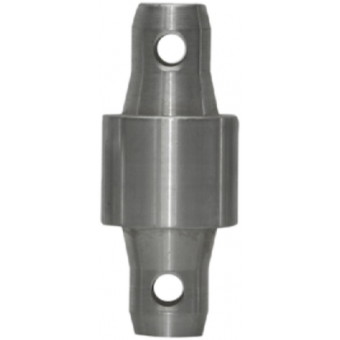 SPACER5040 - 40mm male spacer for tubes of 50mm diameter