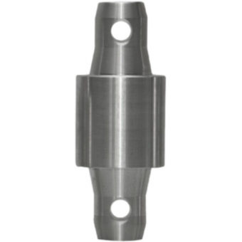 SPACER5050 - 50mm male spacer for tubes of 50mm diameter