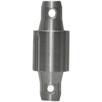 SPACER5055 - 55mm male spacer for tubes of 50mm diameter
