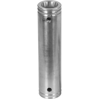 SPACER5210 - Aluminium female spacer 210mm x Ø50mm