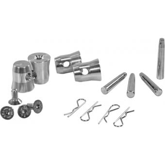 HCQ5 - *Quick connection, 4 halfspigots, 4 pins, 4 safety spring, SQ-HQ30/40FP