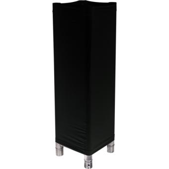 TCQ30L200BK - Flexible truss cover, for triangle/square section 29cm,L.200cm,BK #2