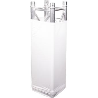 TCQ30L200BK - Flexible truss cover, for triangle/square section 29cm,L.200cm,BK #6