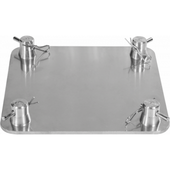 SQ22FP - Aluminium ground base for square section trusses, SQ22 Series
