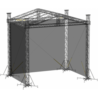 SWSRDM0806 - Side wall for SRD roof construction 8.5m x 6m x 8m