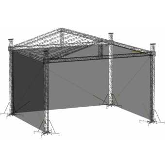 SWSRDM1210 - Side wall for SRD roof construction 12.5m x 10m x 8m #3