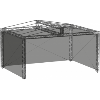 SWGRDM1008 - Side wall for GRD roof construction  10m x 8m #2