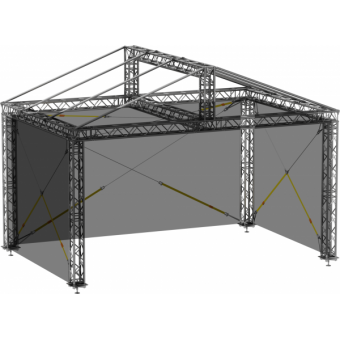SWGRDM1008 - Side wall for GRD roof construction  10m x 8m