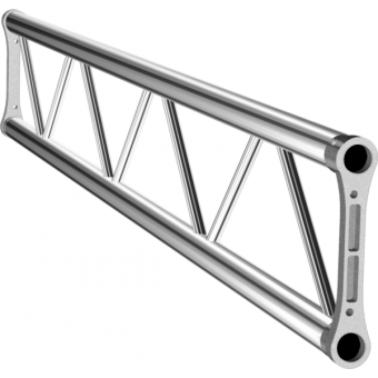 ALH32350 - *Flat section 29 cm plate joint truss, tube 50X3mm, ALFCF5 included, L.350cm