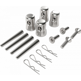 ALHCQ5M10 - ALS34/ALH34 quick connection kit, 4 h.spigots, pins, springs, compatilble FPU