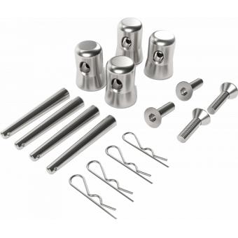ALHCQ5M12 - ALS34/ALH34 quick connection kit, 4 h.spigots, pins, springs, GSTOWER100