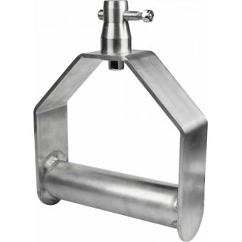 LF5B2519BK - Aluminium handle for mounting a single fixture, 188x260x60mm, BK