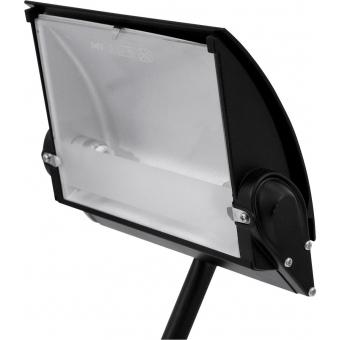 EUROLITE KKL-300 Halogen Floodlight black #2