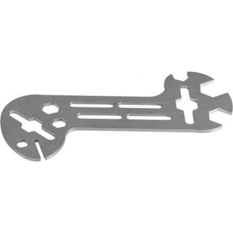 CHMULTI - Multipurpose key for Aliscaff hooks, Omega bracket and bolts