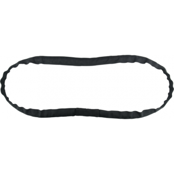 RHSS0840 - Polyester round sling with steel core, 2m diam., 4m circ., 825kg capacity