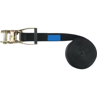 RHBR50120 - Tensioning belt ratchet, 50mm, L.12m, 5000 kg capacity