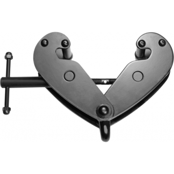 RCBEAM3 - Beam clamp for hanging hoists 3ton, 80/320cm