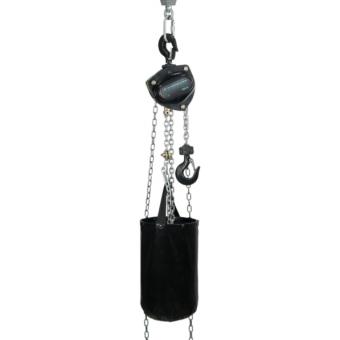CH1020 - Manual Chain Hoist (STAGEMAKER), 1000 Kg max load limit , max height 20 mt. #2