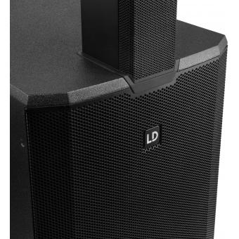 LD Systems MAUI® 44 G2 Cardioid powered Column Loudspeaker #8