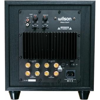 Pachet Denon AVR-X1600H, 2x boxe podea Wilson RAPTOR 9 si SUB-9 #8
