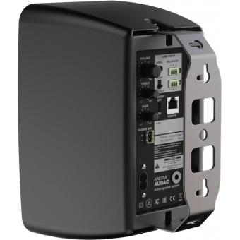 Boxe active interior AUDAC ARES5A/B Black #5