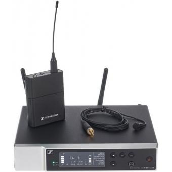 Sistem wireless cu lavaliera Sennheiser EW-D ME2 SET