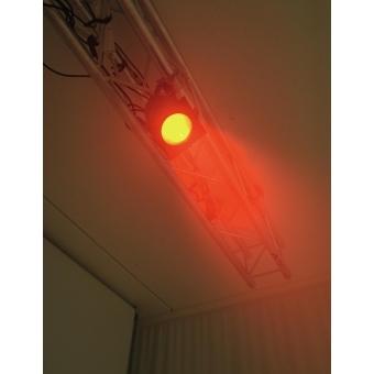 EUROLITE LED PAR-30 COB RGB 30W sil #8