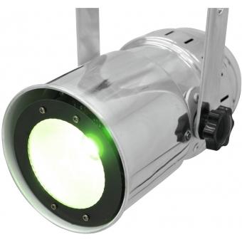 EUROLITE LED PAR-30 COB RGB 30W sil #9