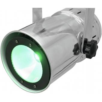 EUROLITE LED PAR-30 COB RGB 30W sil #10