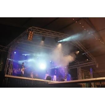 EUROLITE Theatre Spot 300/500 Fresnel bk #8