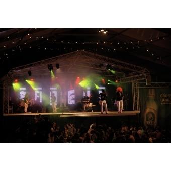 EUROLITE Theatre Spot 300/500 Fresnel bk #10