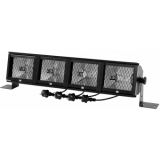 EUROLITE Floodlights 4 x R7s with filter frame