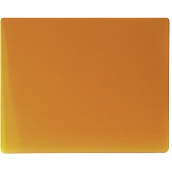 EUROLITE Flood glass filter, orange, 165x132mm