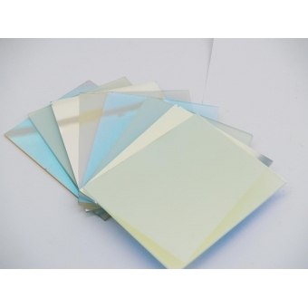EUROLITE Dichro, yellow, frosted, 165x132mm #2