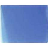 EUROLITE Flood glass filter, light blue, 165x132mm