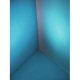 EUROLITE Dichro, light blue, frost, 165x132mm