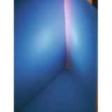 EUROLITE Dichro, blue, frosted, 165x132mm