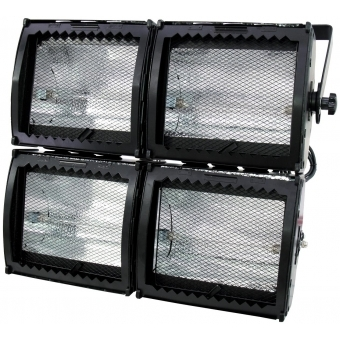 EUROLITE Pro-Flood 4000AC asym, R7s + filter frame #1