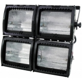 EUROLITE Pro-Flood 4000AC asym, R7s + filter frame