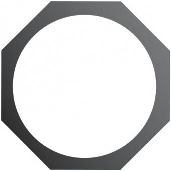 EUROLITE Filter Frame PAR-64 Spot 8 edges bk
