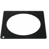 EUROLITE Filter Frame PAR-64 Spot bk